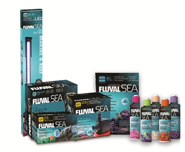 New Fluval Sea Range in Stock