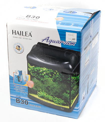 Hailea 30 litre Kit Aquariums